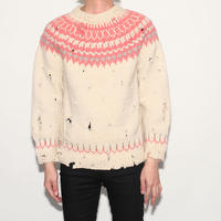 Grunge Knit Sweater