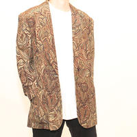 Silk Paisley Jacket