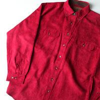 Suede L/S Shirt