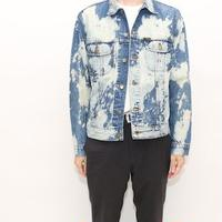 Hard Bleach Denim Jacket