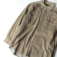 Fat Corduroy L/S Shirt