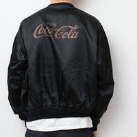 MA-1タイプ コカ・コーラ ナイロンジャケット リバーシブル Coca Cola Nylon Jacket MA-1 Type
