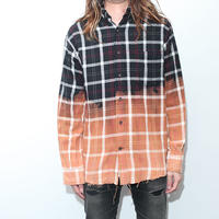 Hard Bleached Flannel L/S Shirt