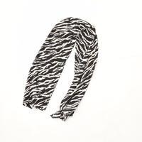 Zebra Pattern Stole