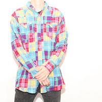 Ralph Lauren Patchworh Western Shirt