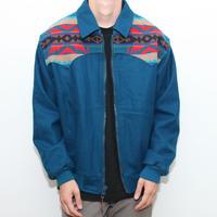 ペンドルトン ウールジャケット ネイティブ柄 Pendelton