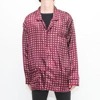 Euro Vintage Pajamas Shirt