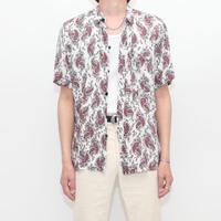 Paisley Pattern S/S Shirt