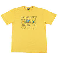 "ROLLING CRADLE Tシャツ ""MIGOS CAT TEE"" / Banana"
