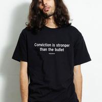 """【VIRGO】Tシャツ """"NO BULLET"""" / BLACK"""