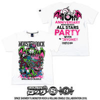 RCxMR 10th ANNIVERSARY ALL STARS PARTY / WHITE