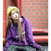 "【SABBAT13】パーカ ""BLESSING HOODIE"" / PURPLE"