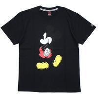 Mickey T-SHIRT / BLACK