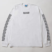 ASLEEP [ LONG SLEEVE ] / WHITE