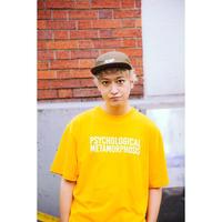 """【PLMP】Tシャツ """"PLMP LOGO 3"""" / GOLD"""