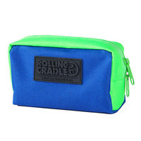 "ROLLING CRADLE ポーチ ""COMPACT POUCH"" / BLUE"