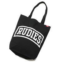 "【RUDIE'S】トートバック ""EMBER TOTEBAG"" / BLACK"