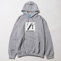 TESTING [ PULLOVER ] / GRAY