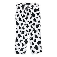 """【ROLLING CRADLE】パンツ """"COWCOW WIDE PANTS"""" / WHITE"""