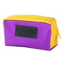 "ROLLING CRADLE ポーチ ""COMPACT POUCH"" / PURPLE"