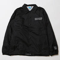 SLEEPING TABLET コーチジャケット ASLEEP [ COACH JACKET ] / BLACK