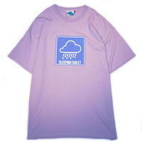 "【SLEEPING TABLET】Tシャツ ""RAIN [ TEE ]"" / LAVENDER"
