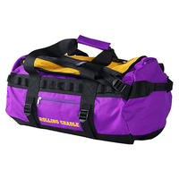 "ROLLING CRADLE バック ""3WAY DRUM BAG"" / PURPLE"