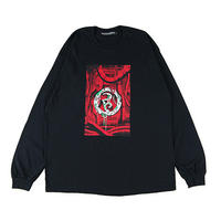 "【ROLLING CRADLE】ロンT ""ROLLING CRADLE CORE LONG SLEEVE"" / BLACK"