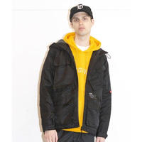 "【VIRGO】マウンテンパーカ ""BIG POCKET MOUNTAIN PARKA"" / BLACK"