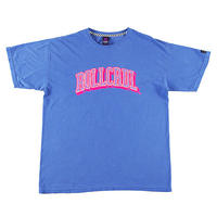 ROLLING CRADLE Tシャツ ROLLCRDL -PAINT- / Flo-blue