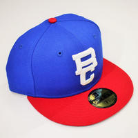 RC LOGO NEW ERA CAP -CLASSIC- / BLUE-RED