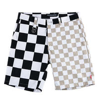 "ROLLING CRADLE ショーツ ""CHECKER SHORTS"" / Beige"