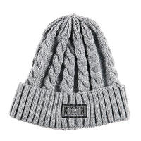 "ROLLING CRADLE ニットキャップ ""RC KNIT CAP"" / GRAY"