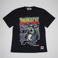 "ANIMALIA Tシャツ ""SKUNK FINK S/S"" / BLACK"