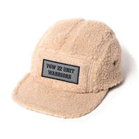 "【VIRGO】ボアキャップ""SHEEP BOA CAP"" / BEIGE"