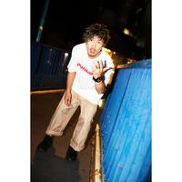 """【PLMP】Tシャツ """"PLMP CARD TEE"""" / WHITE"""