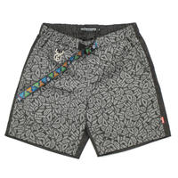 RC×TRANSFORMERS CYBERTRON VS DESTRON SHORTS / GRAY-CHARCOAL