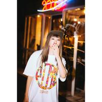 """【PLMP】Tシャツ """"PLMP FLOWER TEE"""" / WHITE"""