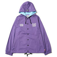 "【RUDIE'S】フードジャケット ""DRAWING HOOD JACKET"" / LAVENDER"
