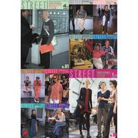 eBook- STREET magazine No.081 ~ No.090 set