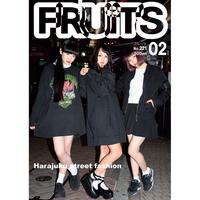 FRUiTS No.221
