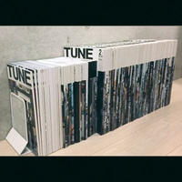 TUNE magazine Complete Set (No.1 to No.128)