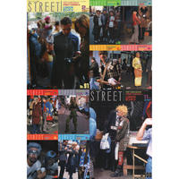 eBook- STREET magazine No.091 ~ No.100 set