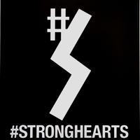 #STRONGHEARTS ハンドミラー