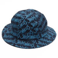 Strush x Delta Hand Made Hat (Navy)