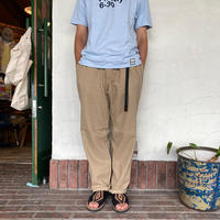 "【GRAMICCI】 ""LINNEN COTTON GRAMICCI PANTS"""