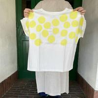 """【NATURALLAUNDRY】 """"リンゴドットTシャツ"""""""