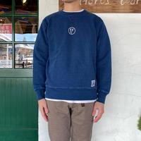 """【Pharos】  """"FYC Indigo Sweatshirt"""""""