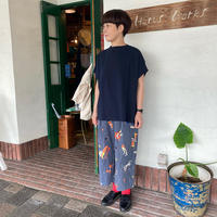 "【NATURAL LAUNDRY】 ""ボトルネックワイドT"""