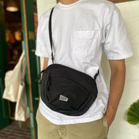 "【CALIFORNIA HAVE A NICE TIME】 ""ROUND SHOULDER BAG"""